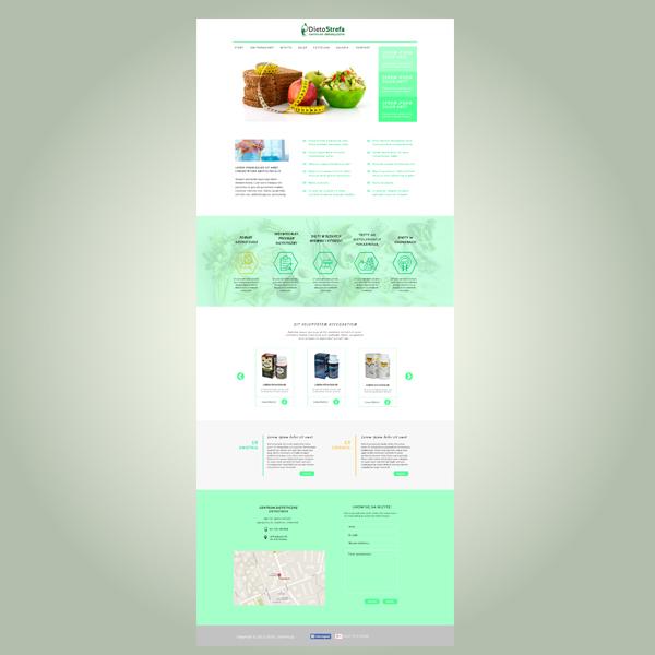 strona www poradni dietetycznej