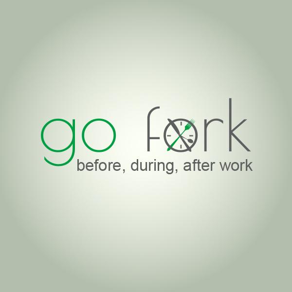 go fork - logo bistro