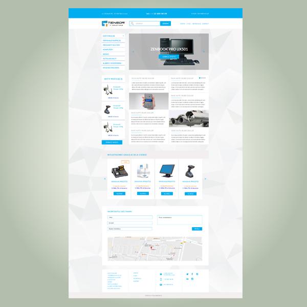 sklep online ze sprzętem elektronicznym
